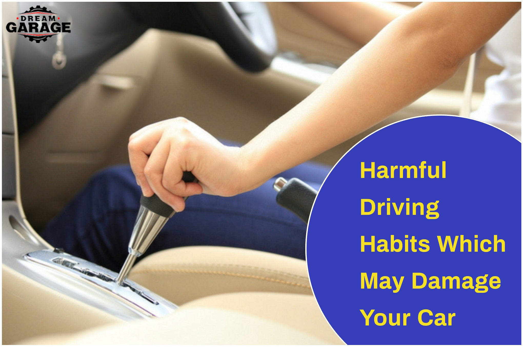 causes of harmful driving